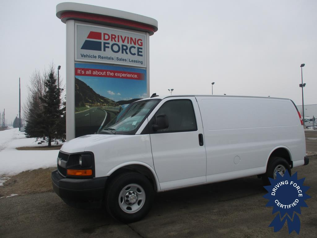 Click Here To View 2017 Chevrolet Express Cargo Van  - 150452