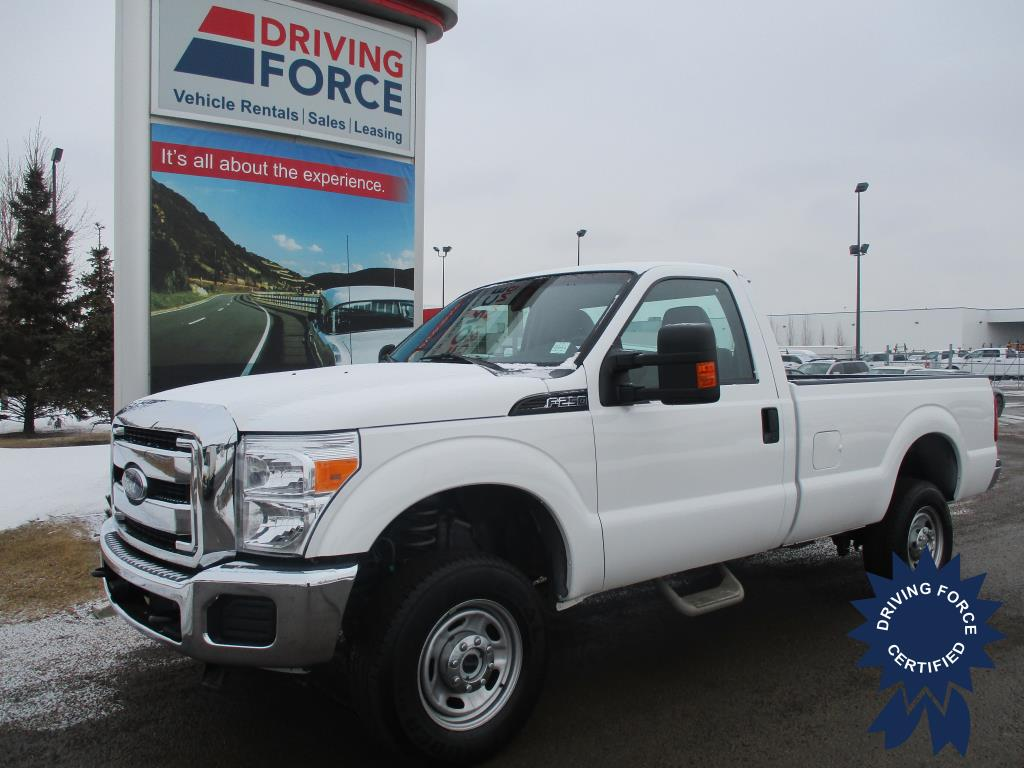 Click Here To View 2016 Ford Super Duty F-250 SRW XL - 150495