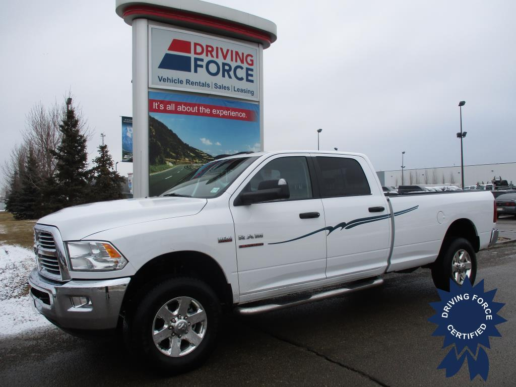 Click Here To View 2015 Ram 2500 SLT - 150824