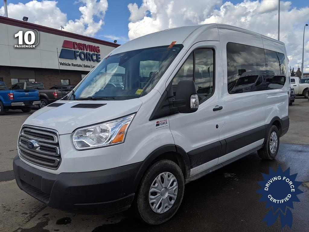 Click Here To View 2018 Ford Transit Passenger Wagon XLT - 150913