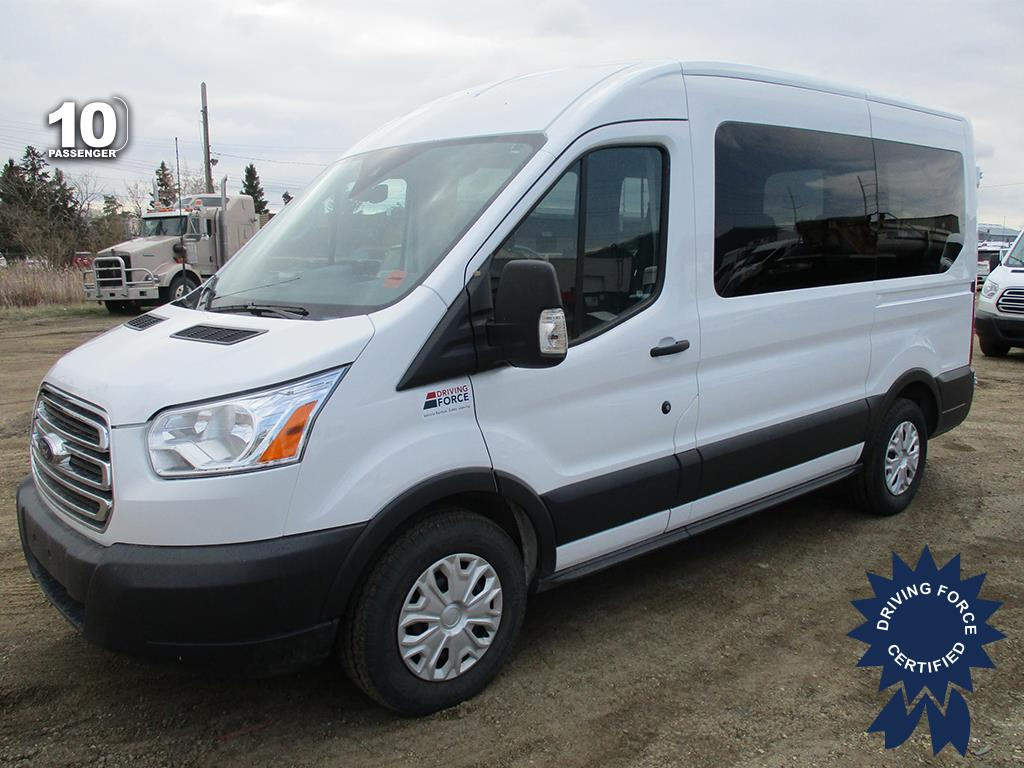 Click Here To View 2018 Ford Transit Passenger Wagon XLT - 150924