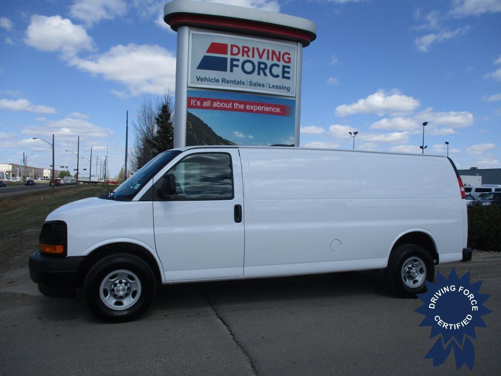 Click Here To View 2017 Chevrolet Express Cargo Van  - 151065