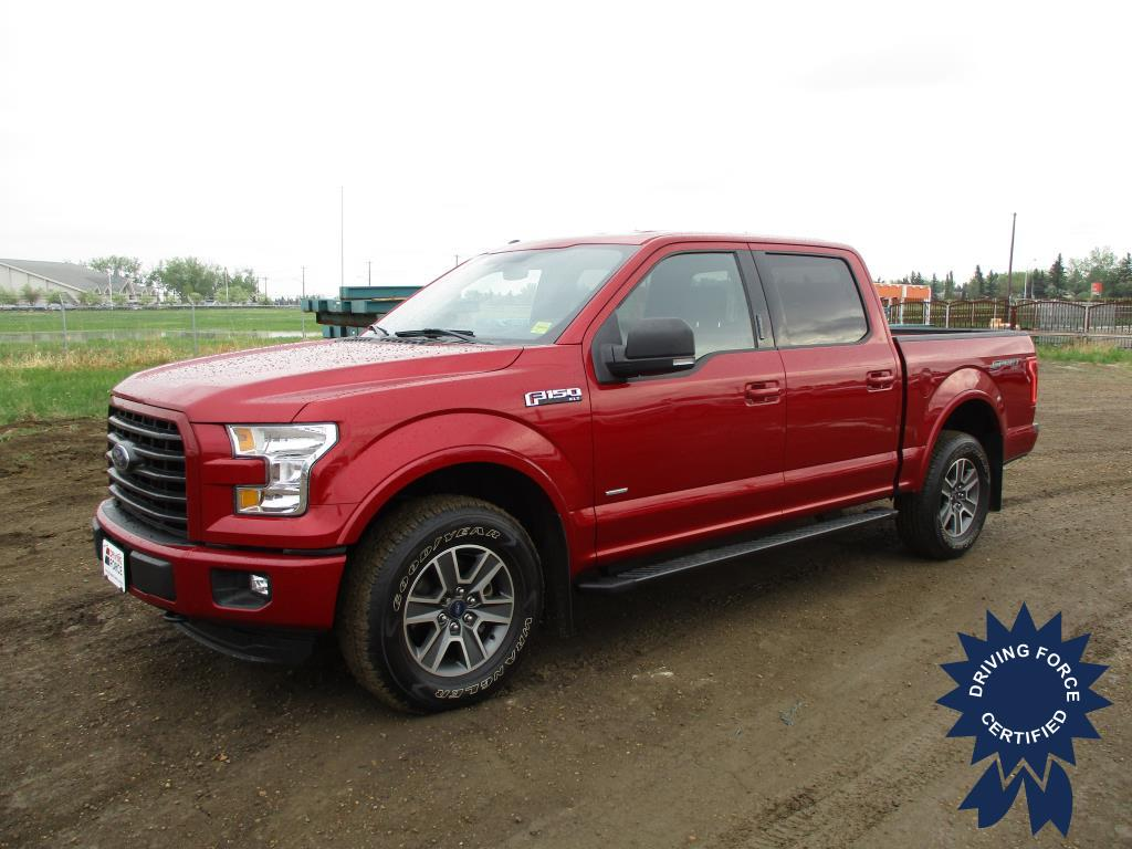 Click Here To View 2016 Ford F-150 XLT - 151220