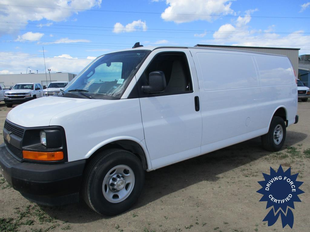 Click Here To View 2017 Chevrolet Express Cargo Van  - 151252