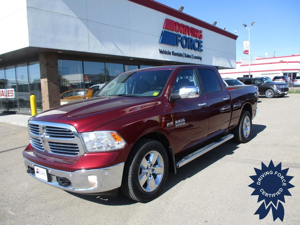 Click Here To View 2017 Ram 1500 Big Horn - 151472