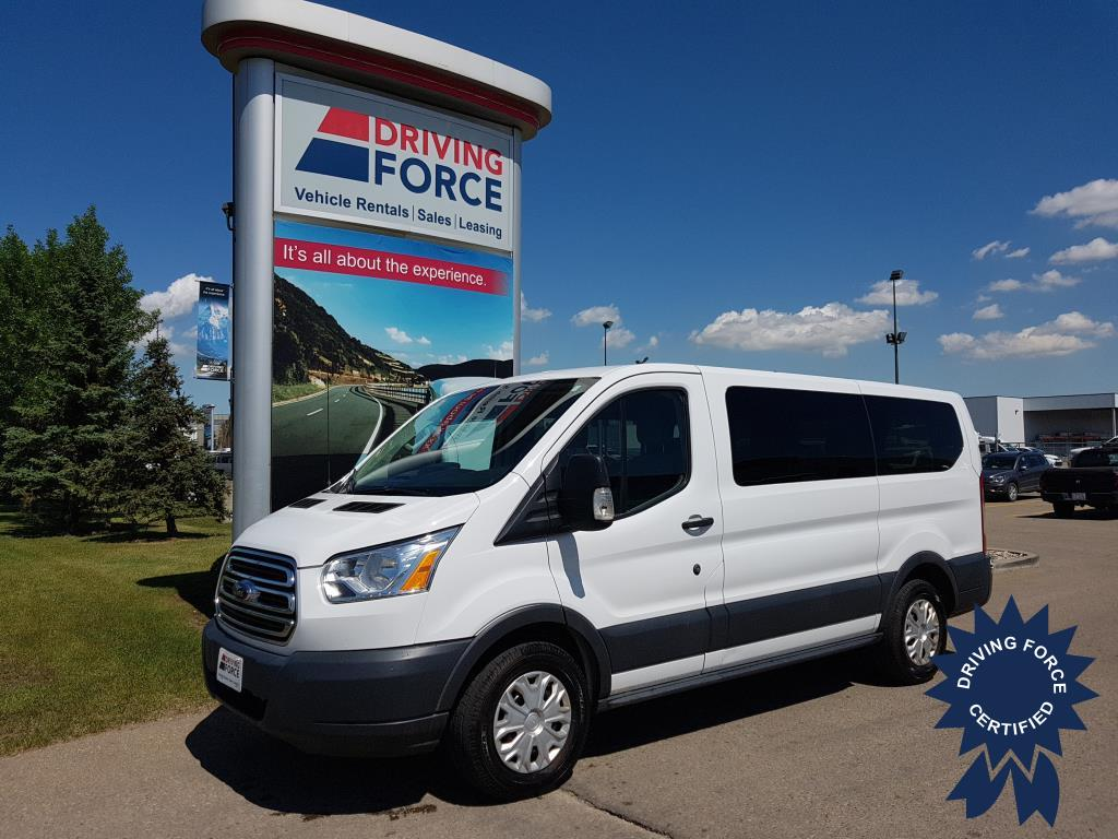 Click Here To View 2015 Ford Transit Wagon XL - 151767