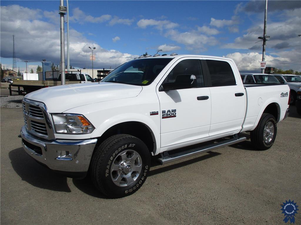 Click Here To View 2017 Ram 2500 SLT - 151773