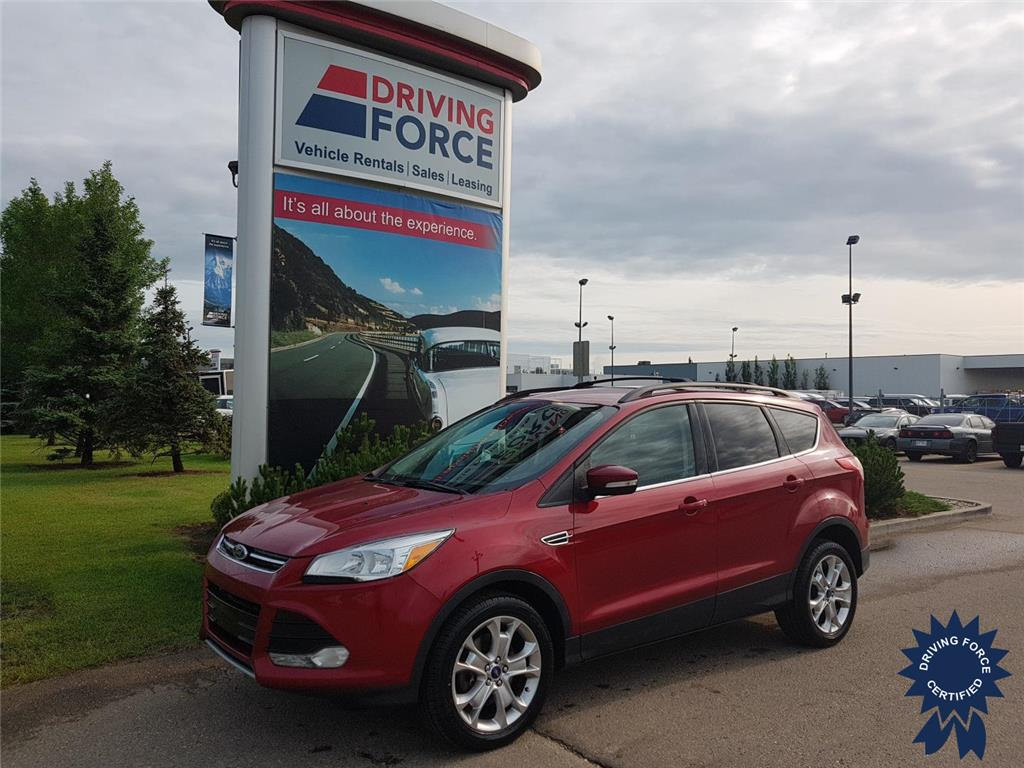 Click Here To View 2013 Ford Escape SEL - 151969