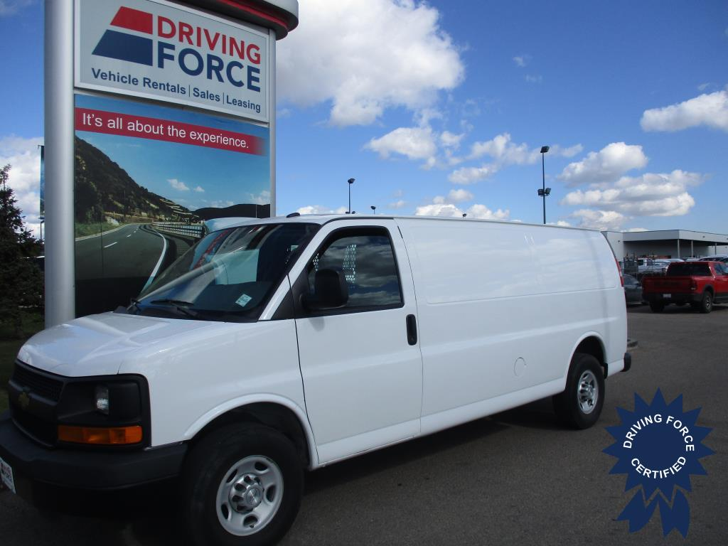 Click Here To View 2015 Chevrolet Express Cargo Van  - 152439