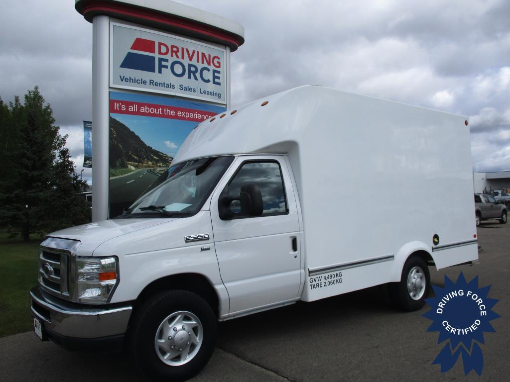Click Here To View 2011 Ford Econoline Commercial Cutaway  - 152440