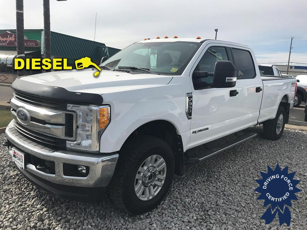 Click Here To View 2017 Ford Super Duty F-350 SRW XLT - 152648