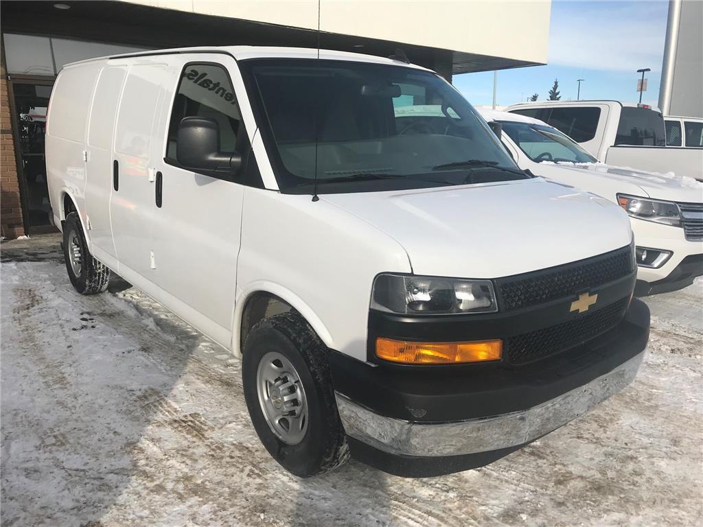 2018 Chevrolet Express Cargo Van  - 153060