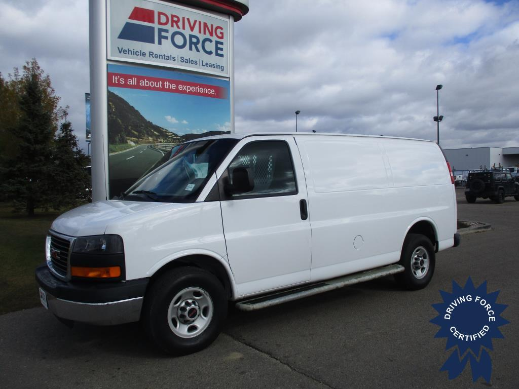 Click Here To View 2016 GMC Savana Cargo Van  - 153287