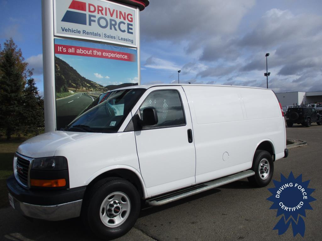 Click Here To View 2016 GMC Savana Cargo Van  - 153288