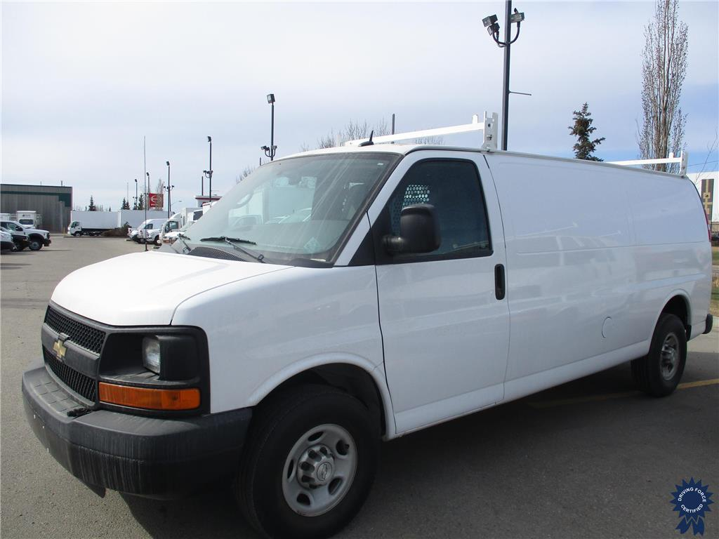 Click Here To View 2015 Chevrolet Express Cargo Van  - 153521