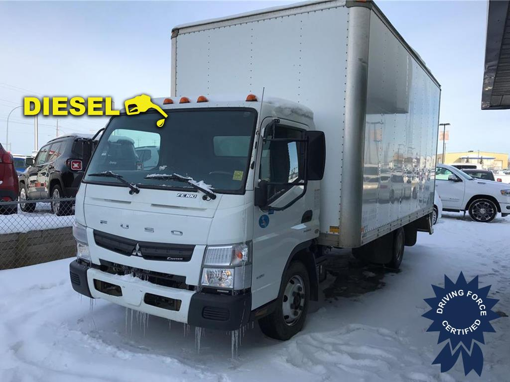 Click Here To View 2012 MITSUBISHI FUSO FE180 - 153819