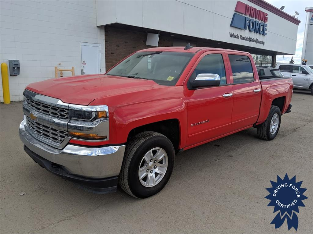 Click Here To View 2018 Chevrolet Silverado 1500 LT - 153827