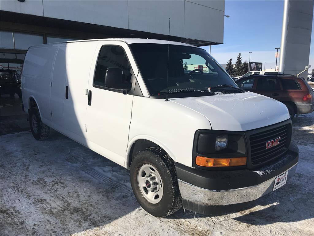 2017 GMC Savana Cargo Van  - 154023