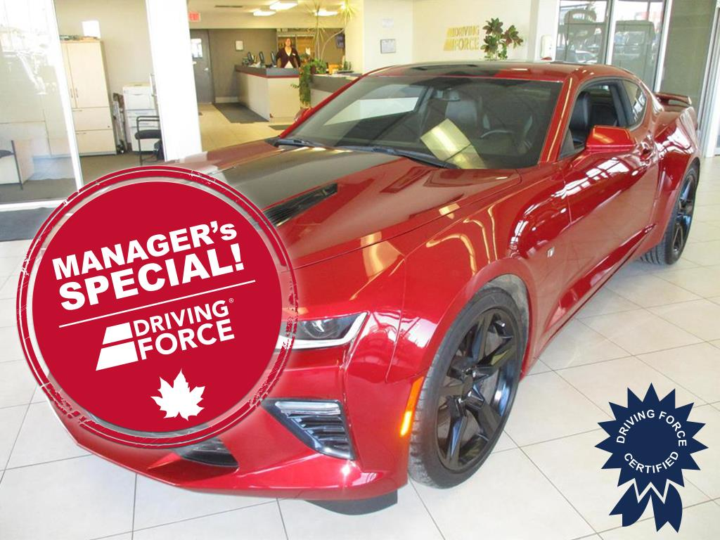 Click Here To View 2017 Chevrolet Camaro SS - 154030