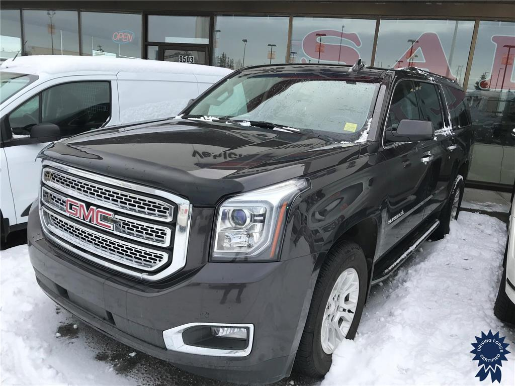 Click Here To View 2017 GMC Yukon XL SLE - 154069