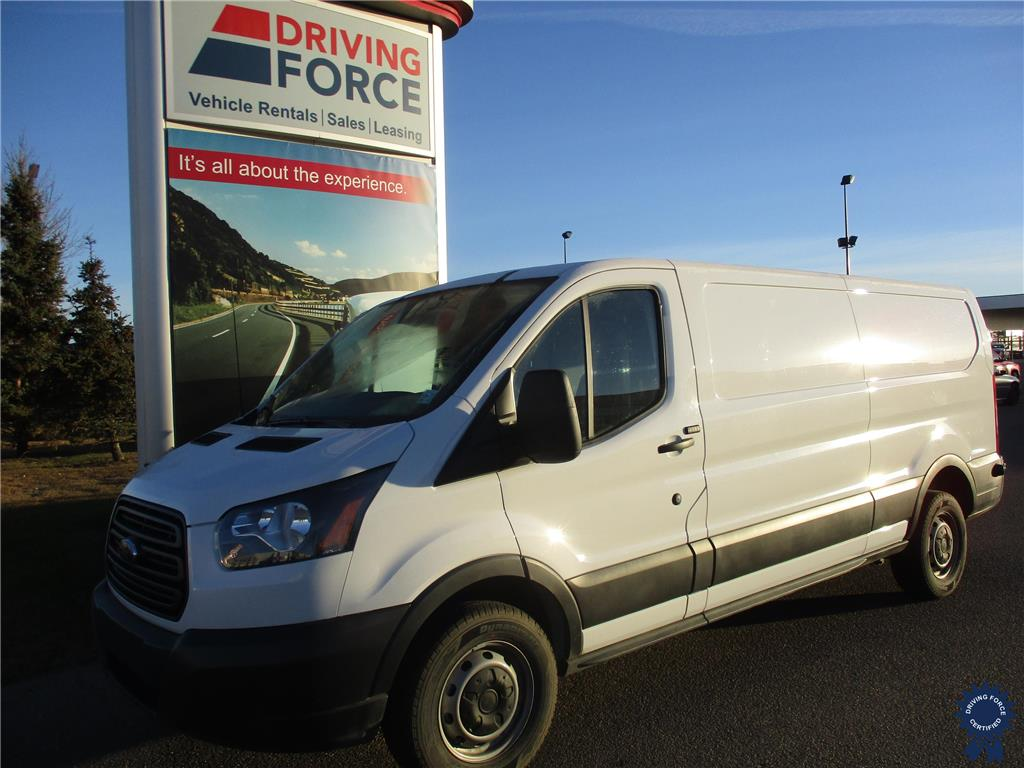 Click Here To View 2018 Ford Transit Van  - 154249