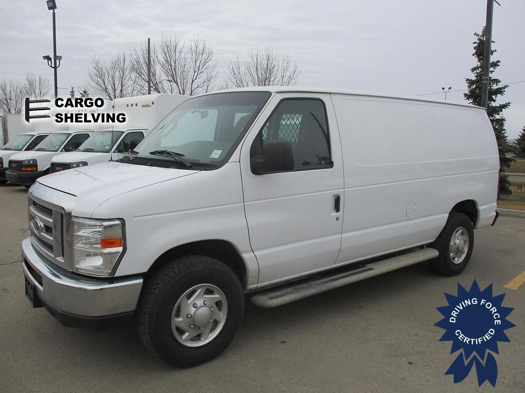 Click Here To View 2013 Ford Econoline Cargo Van Commercial - 154525