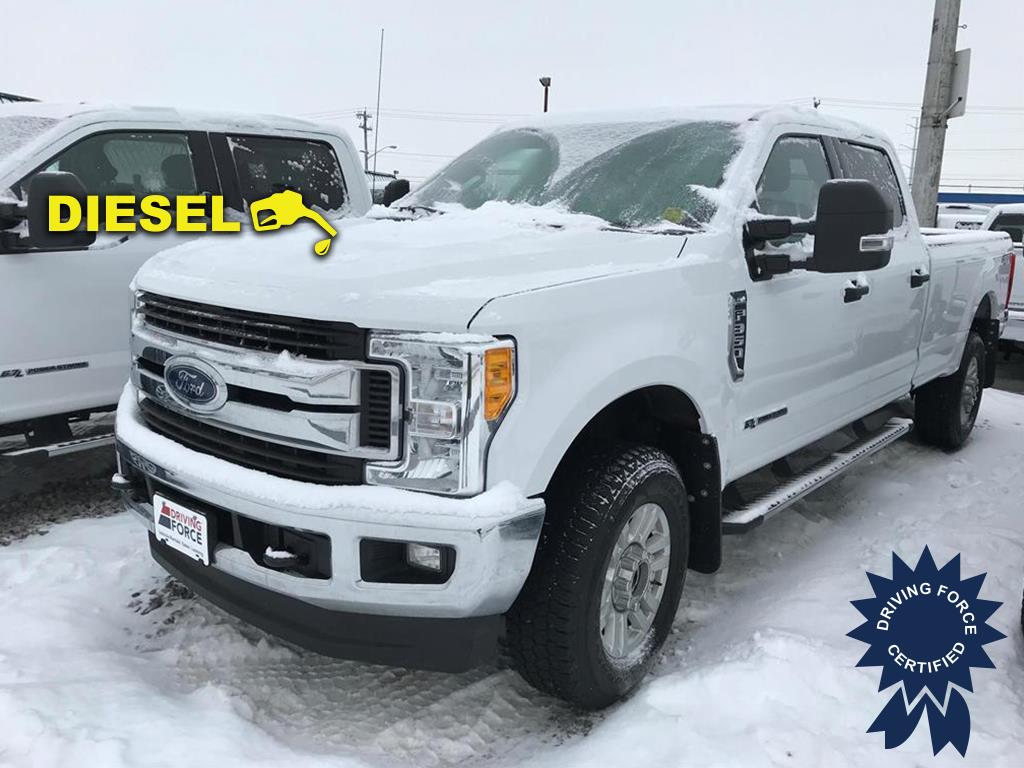Click Here To View 2017 Ford Super Duty F-350 SRW XLT - 154587