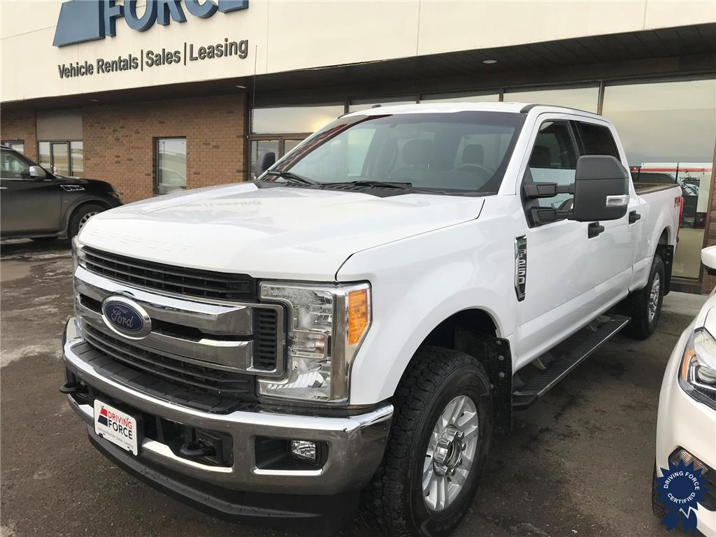 Click Here To View 2017 Ford Super Duty F-250 SRW XLT - 155287