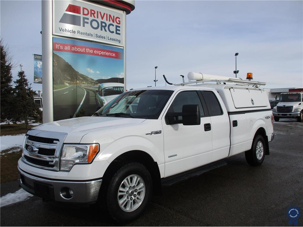Click Here To View 2014 Ford F-150 XLT - 155586