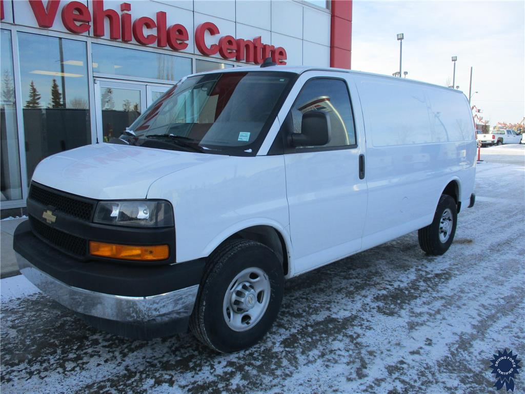 Click Here To View 2018 Chevrolet Express Cargo Van  - 155643