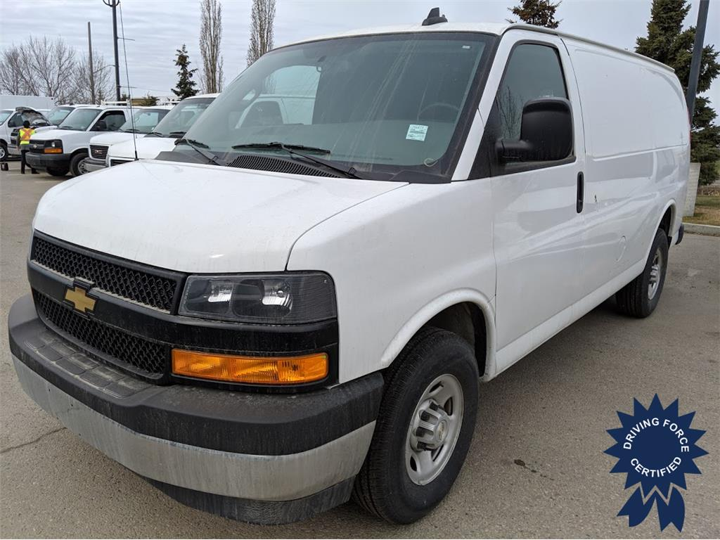 Click Here To View 2018 Chevrolet Express Cargo Van  - 156479