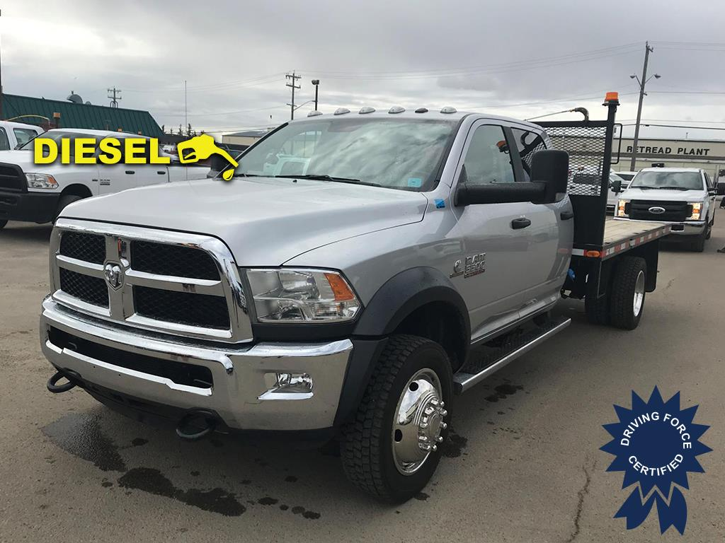 Click Here To View 2016 Ram 5500 SLT - 156480
