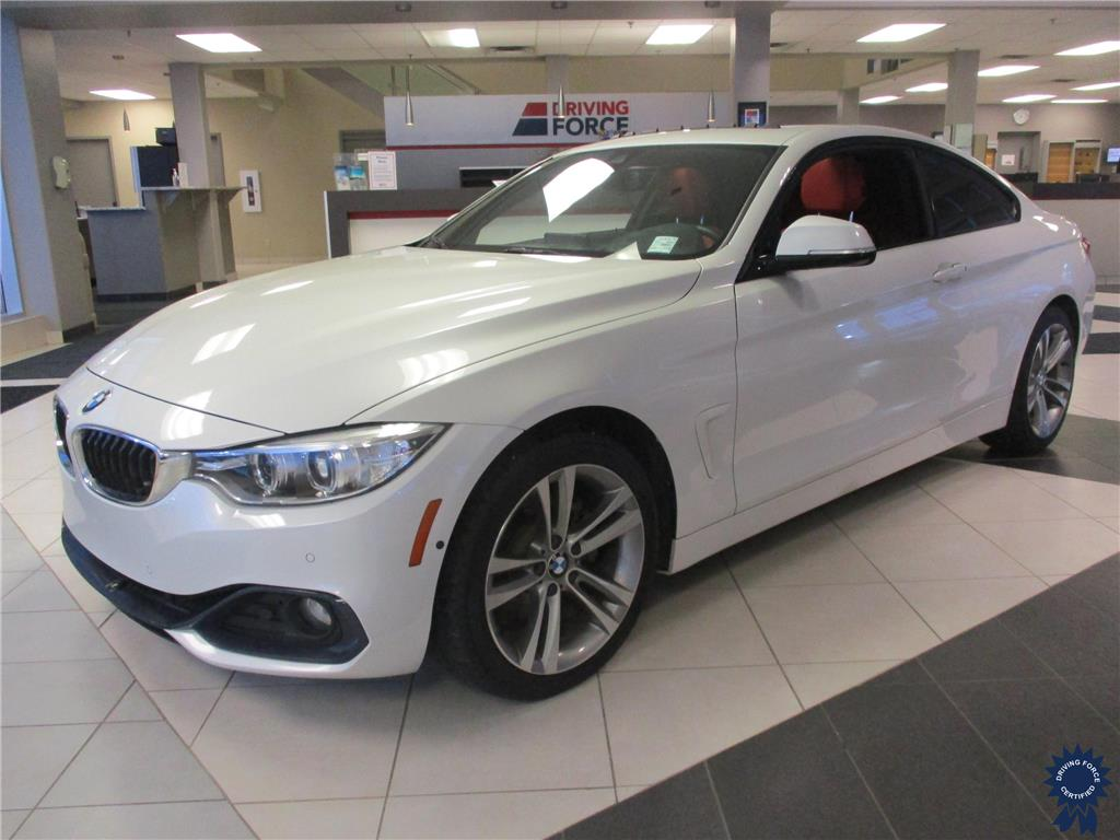Click Here To View 2016 BMW 4 SERIES 428I - 156513