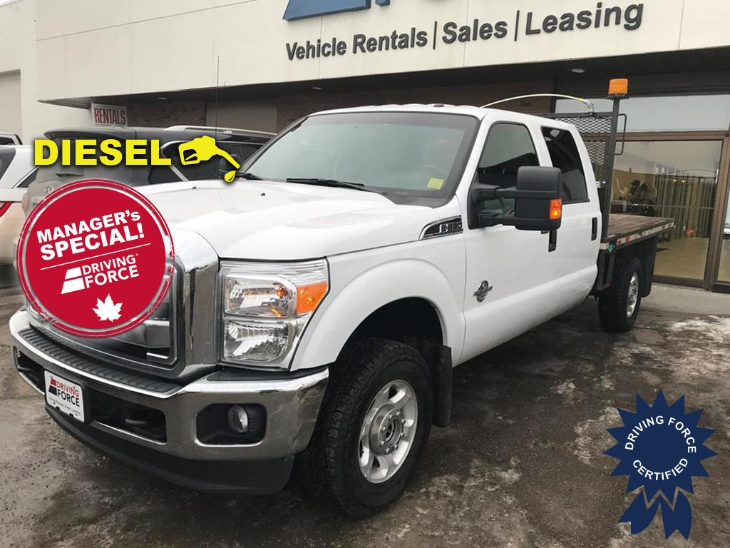 Click Here To View 2016 Ford Super Duty F-350 SRW XLT - 156652