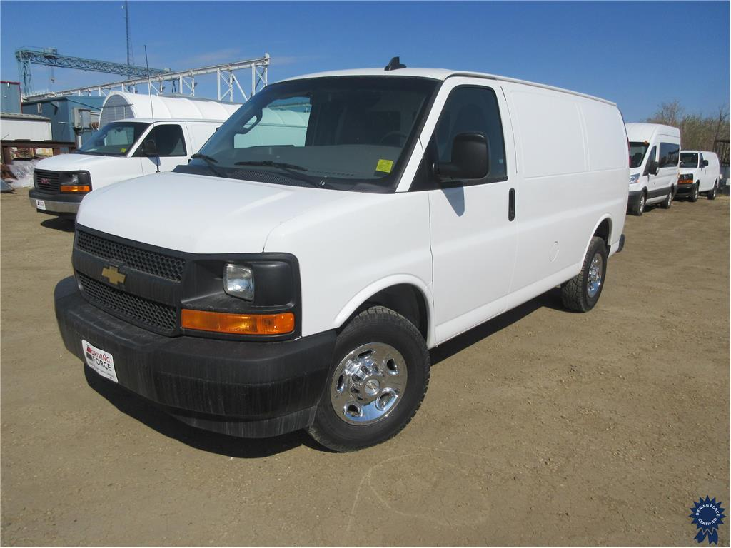 Click Here To View 2017 Chevrolet Express Cargo Van  - 156780