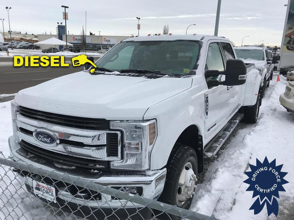 Click Here To View 2018 Ford Super Duty F-350 DRW XLT - 157144