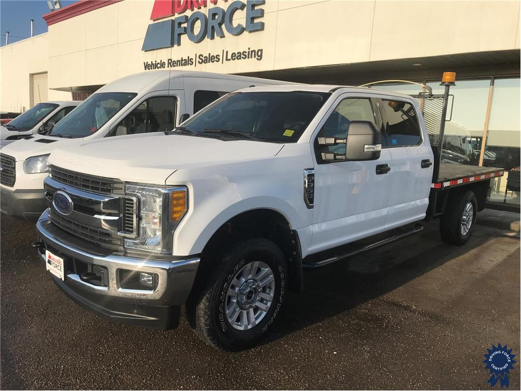 Click Here To View 2017 Ford Super Duty F-350 SRW XLT - 157146