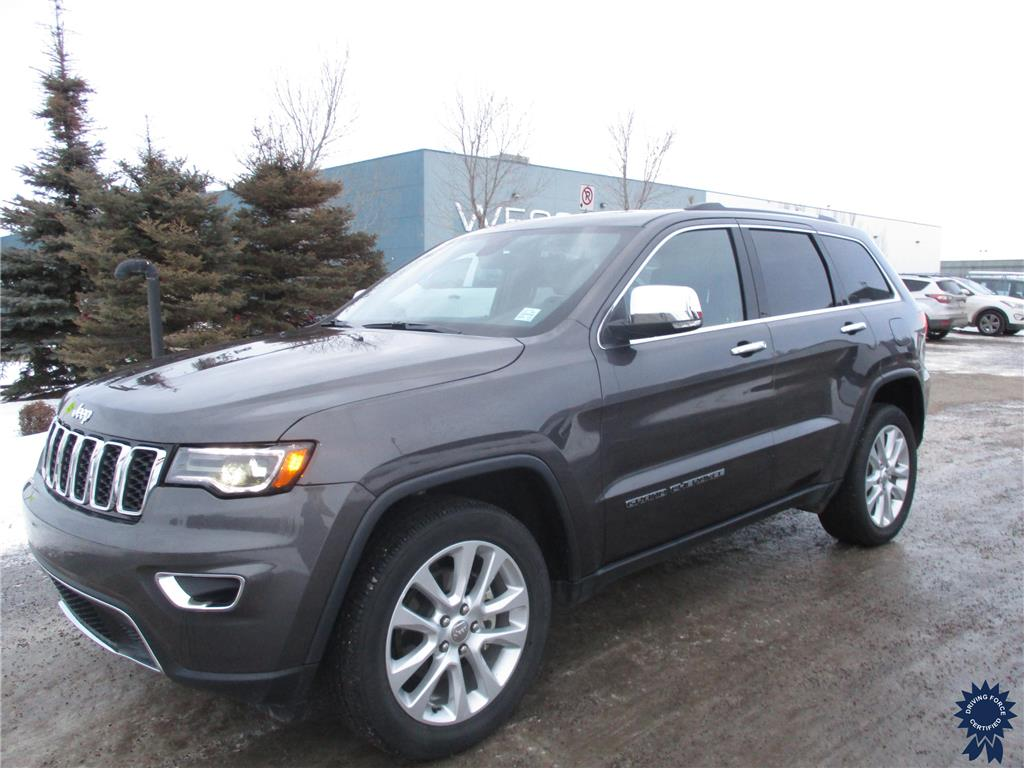 Click Here To View 2017 Jeep Grand Cherokee Limited - 157183