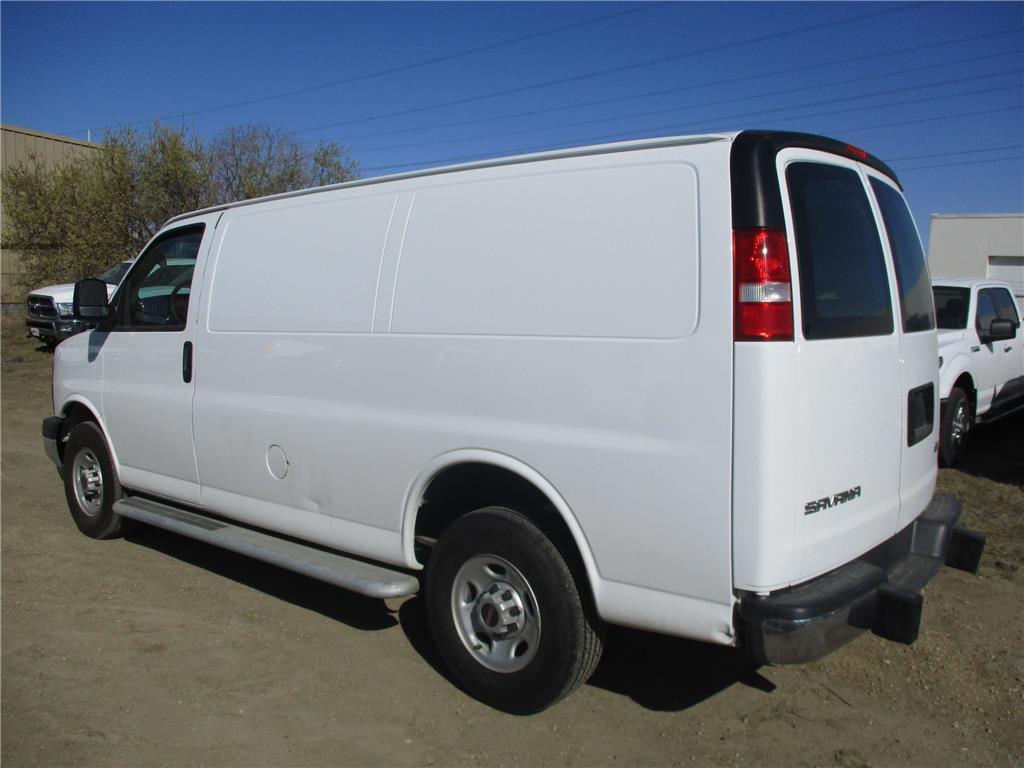 2017 GMC Savana Cargo Van  - 157293