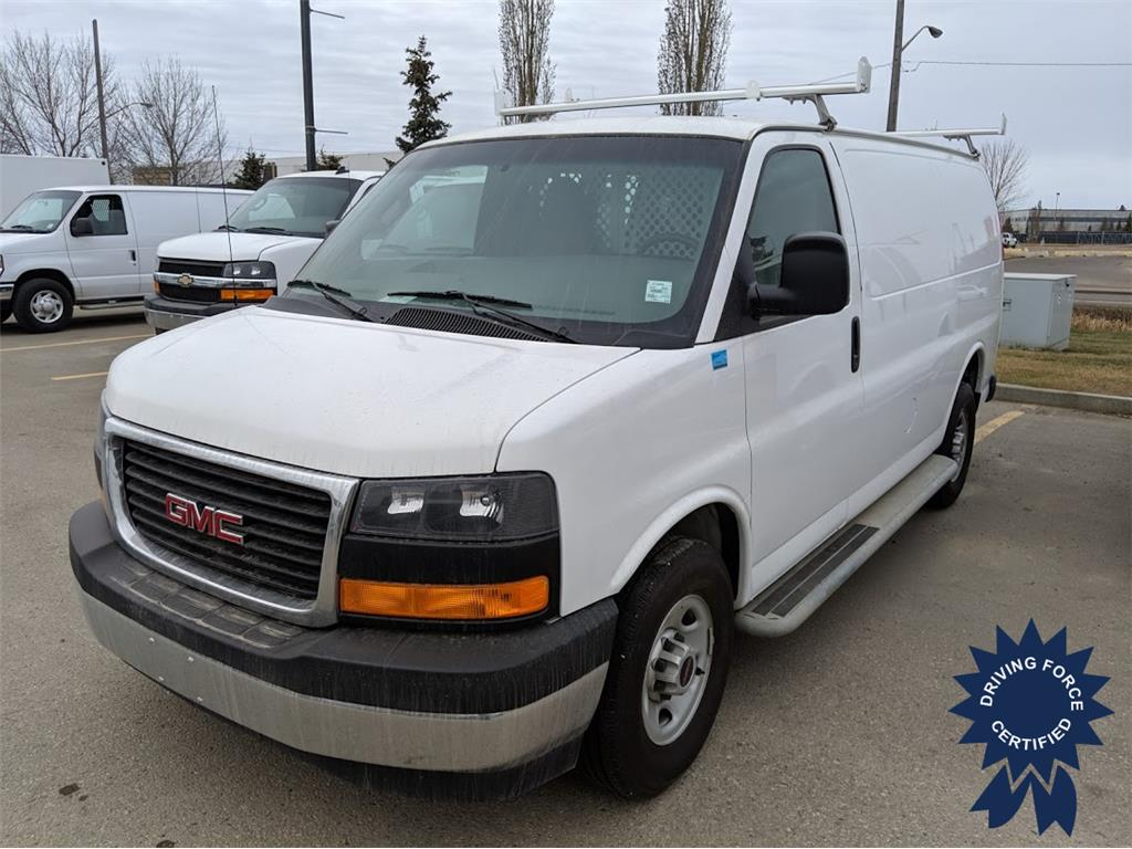 Click Here To View 2017 GMC Savana Cargo Van  - 157296