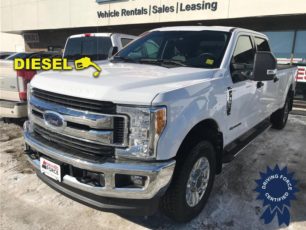 Click Here To View 2017 Ford Super Duty F-350 SRW XLT - 157357