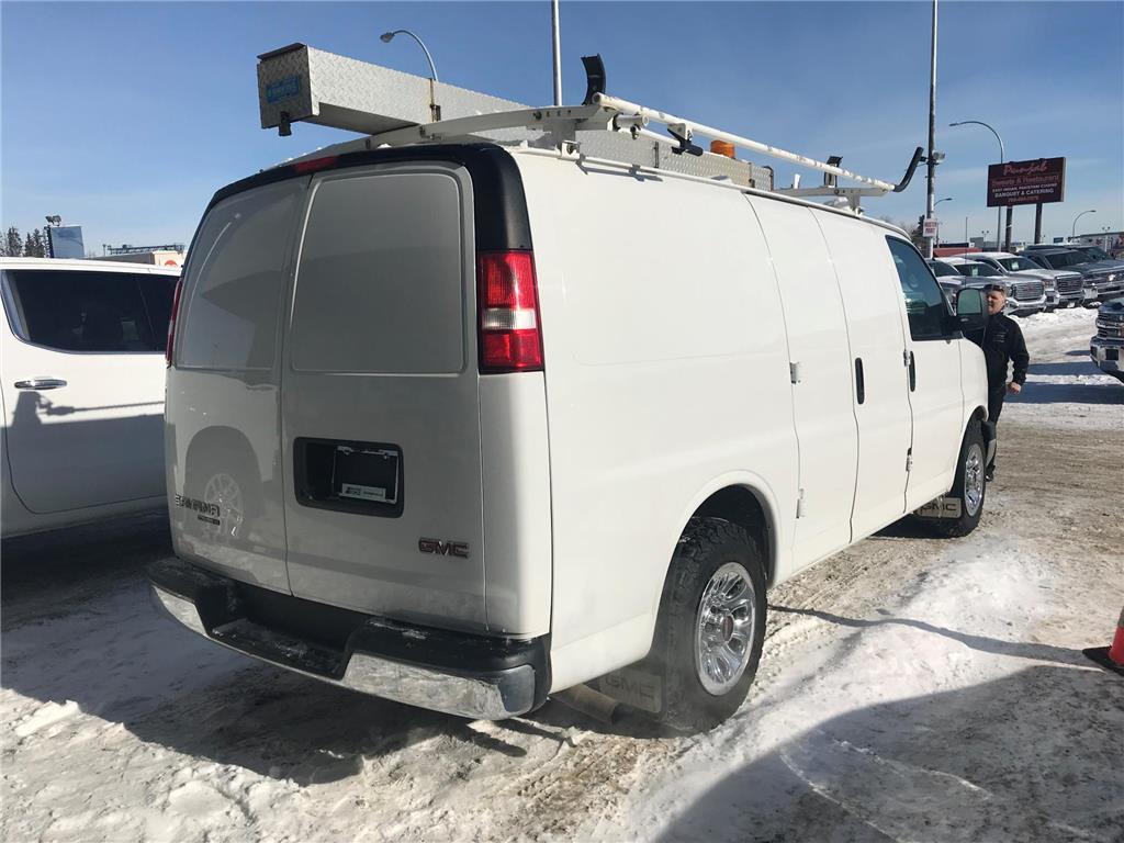 2014 GMC Savana Cargo Van  - 157360