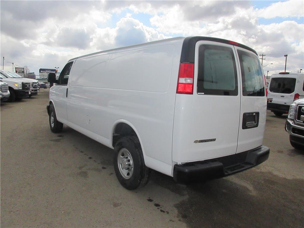 2018 Chevrolet Express Cargo Van  - 157511