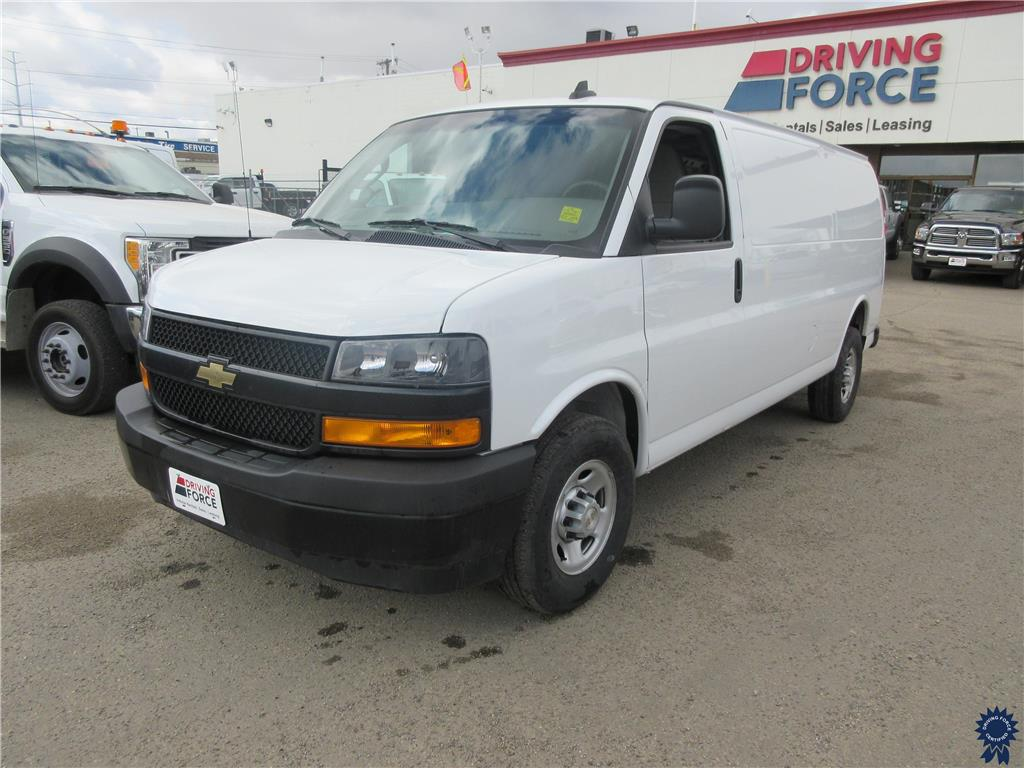 Click Here To View 2018 Chevrolet Express Cargo Van  - 157511