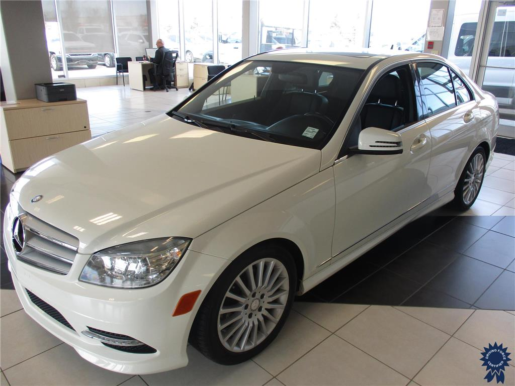 Click Here To View 2011 Mercedes-Benz C-Class C 250 - 157535