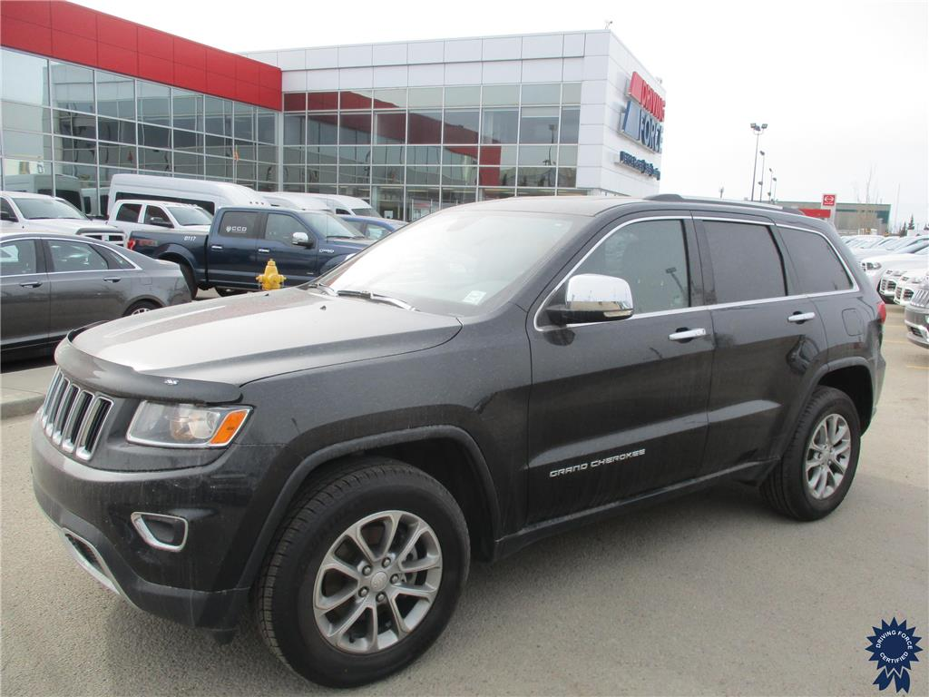 Click Here To View 2016 Jeep Grand Cherokee Limited - 157536