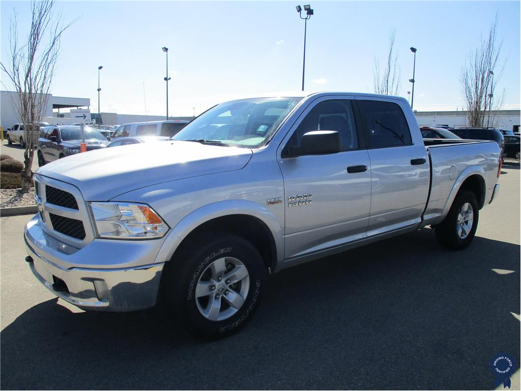 Click Here To View 2017 Ram 1500 Outdoorsman - 157903