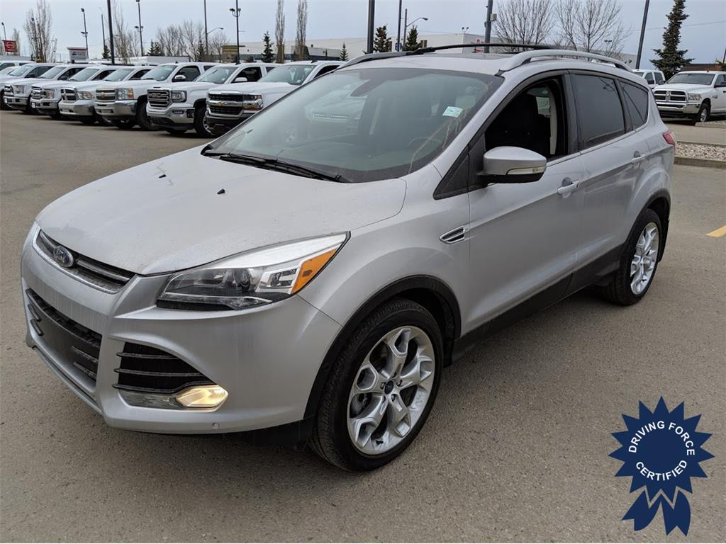 Click Here To View 2013 Ford Escape Titanium - 157924