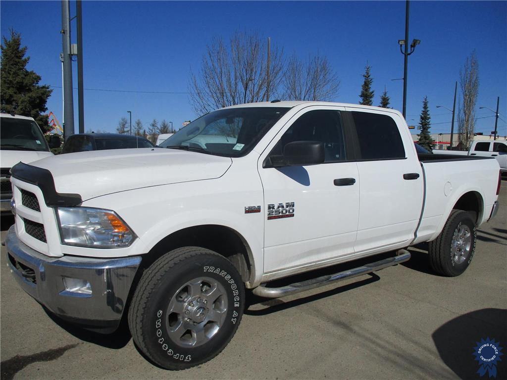 Click Here To View 2017 Ram 2500 Outdoorsman - 157937
