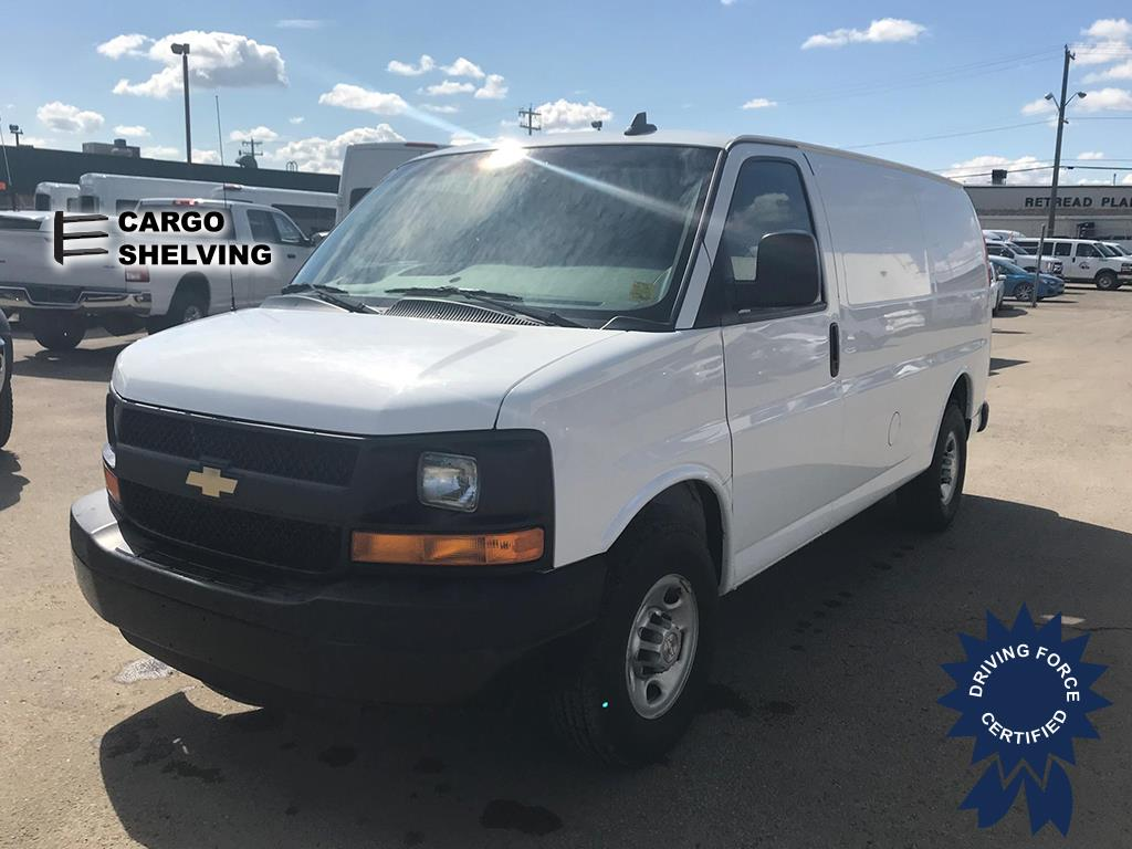 Click Here To View 2016 Chevrolet Express Cargo Van  - 157976